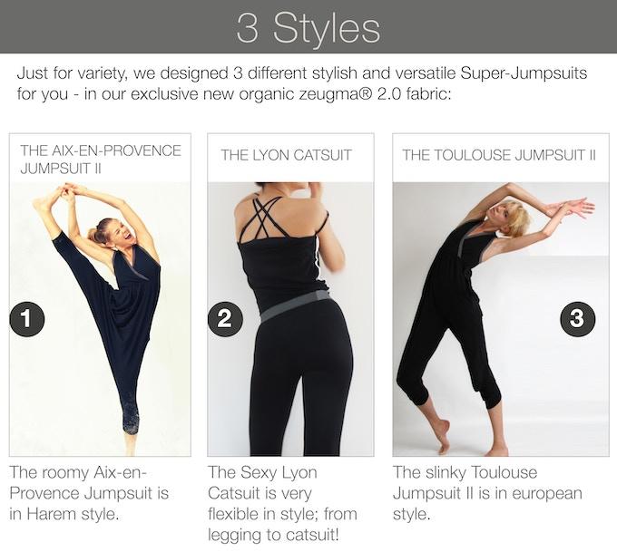 c2b75ceb6cbb The Super-Jumpsuits  street   yoga style. organic. the best. by ...