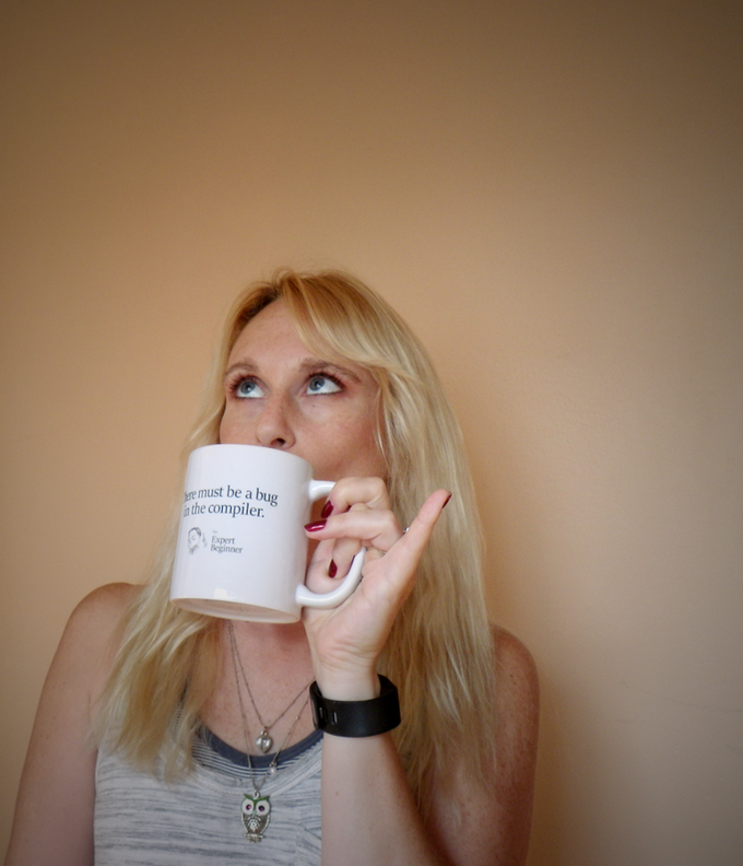 Still totally not the mug you will be getting.