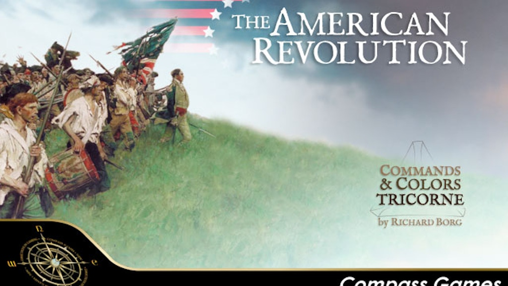 Commands & Colors: Tricorne - The American Revolution project video thumbnail