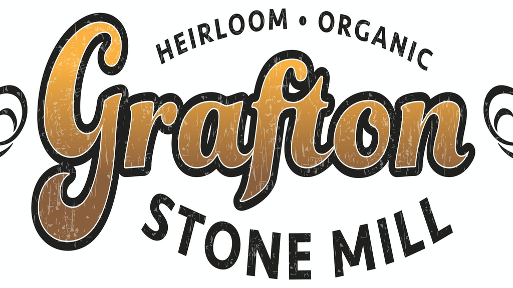 Grafton Stone Mill-Locally grown organic milled grains project video thumbnail
