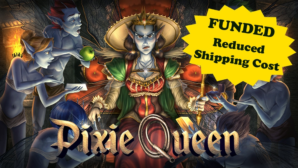 Pixie Queen project video thumbnail