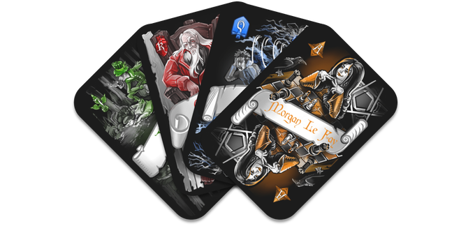 Create a Ghost Hunter poker deck. This will not be an add on, it will a separate Kickstarter to begin in the autumn 2016.