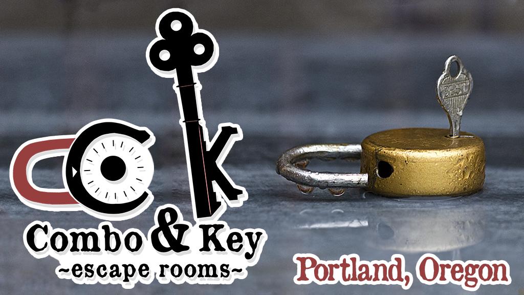 Combo & Key Escape Rooms project video thumbnail
