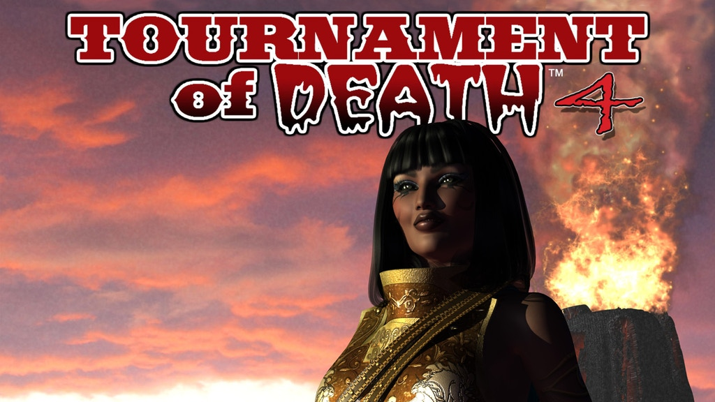 Tournament of Death 4 - LIVE Fantasy Novel project video thumbnail