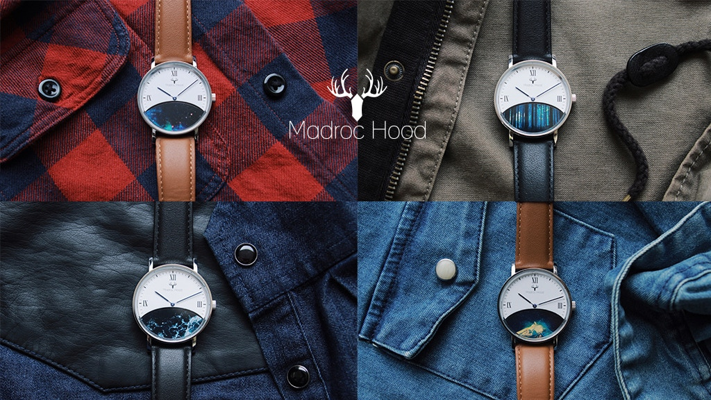 Madroc Hood - Your watch, your story. project video thumbnail