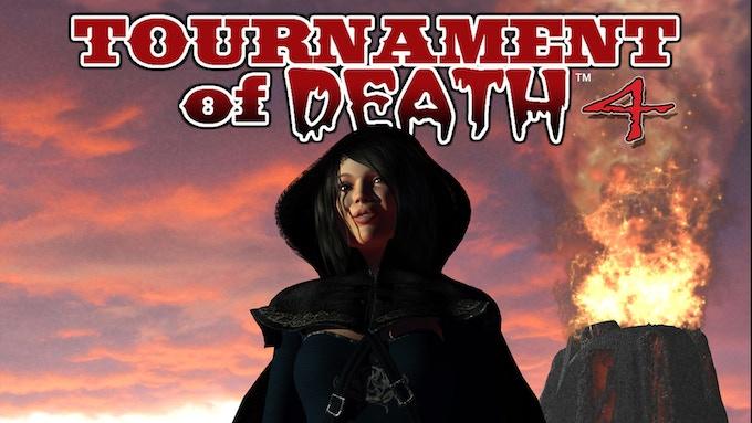 Raven will be at the Tournament. (More Kickstarter info below!)