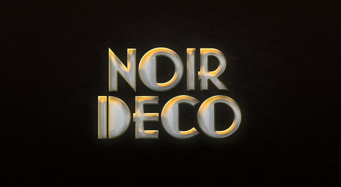 NOIR DECO wrote some sweet retro synth tracks for BITTER HEART!