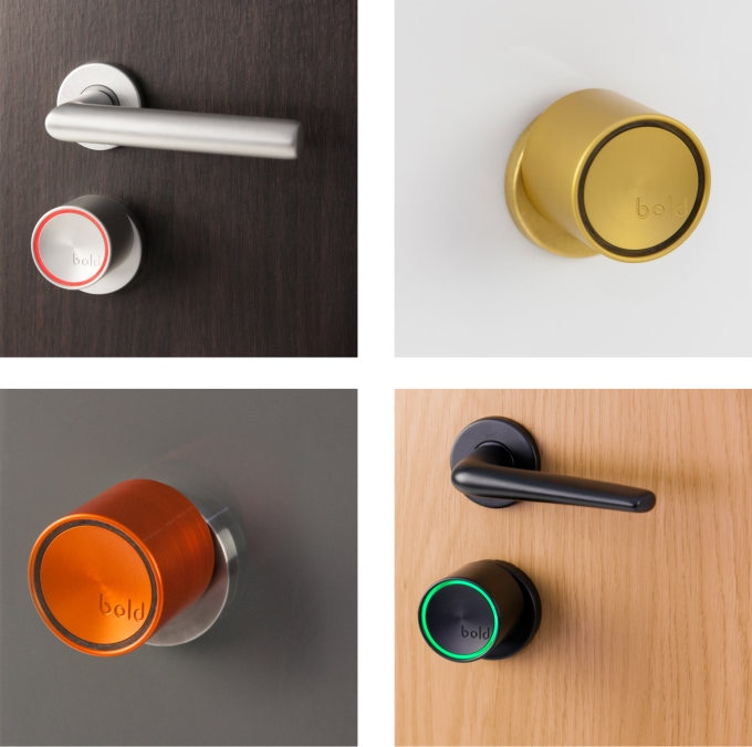 Different Door Furniture (studio photos)