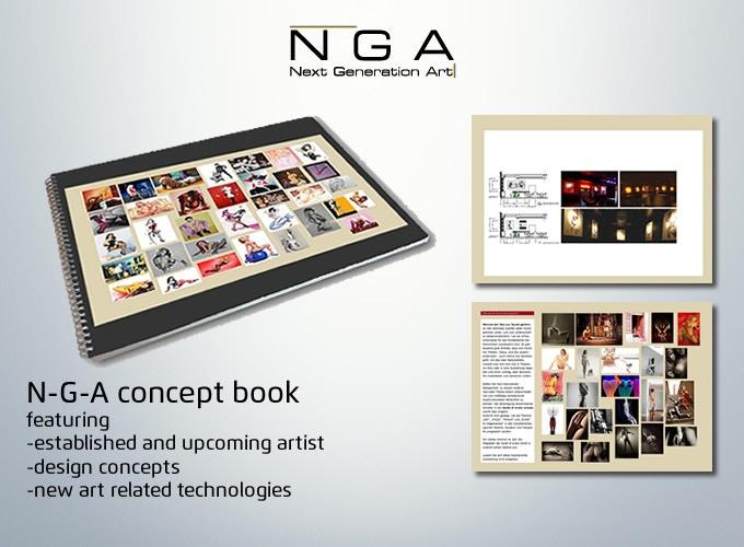 concept book