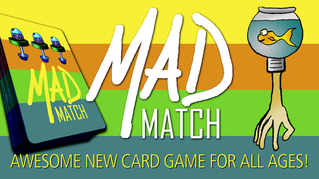 Mad Science The Card Game by Drew Bancroft — Kickstarter