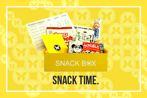We aim to deliver just what your heart desires to entice your craving for delicious snacks!