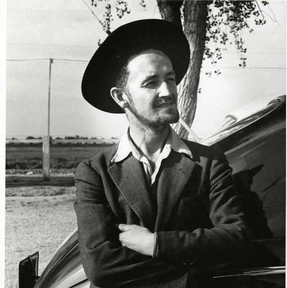 Woody Guthrie, 1941