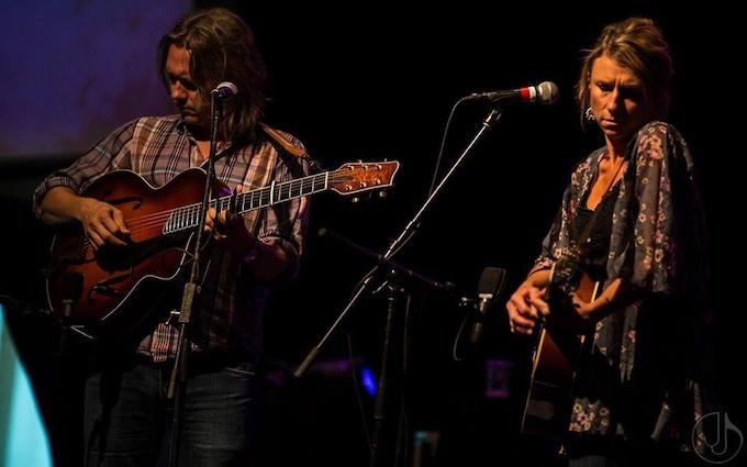 Jon Neufeld & Martha Scanlan