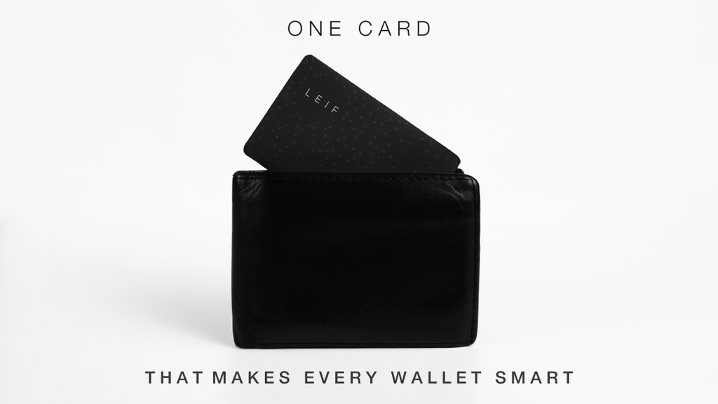 L E I F - Make Any Wallet a Smart Wallet project video thumbnail