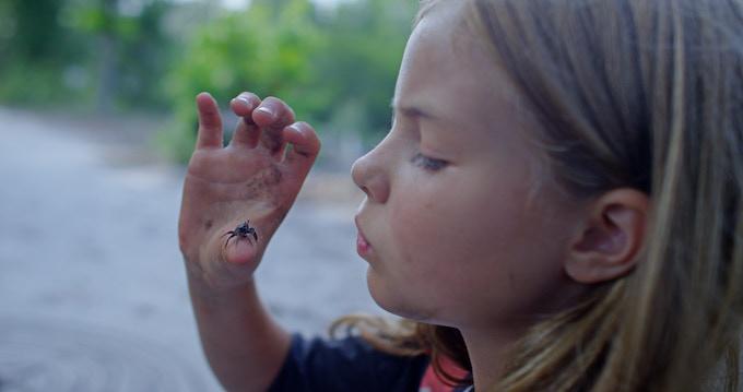 """Zoe Clarke as """"Little"""""""