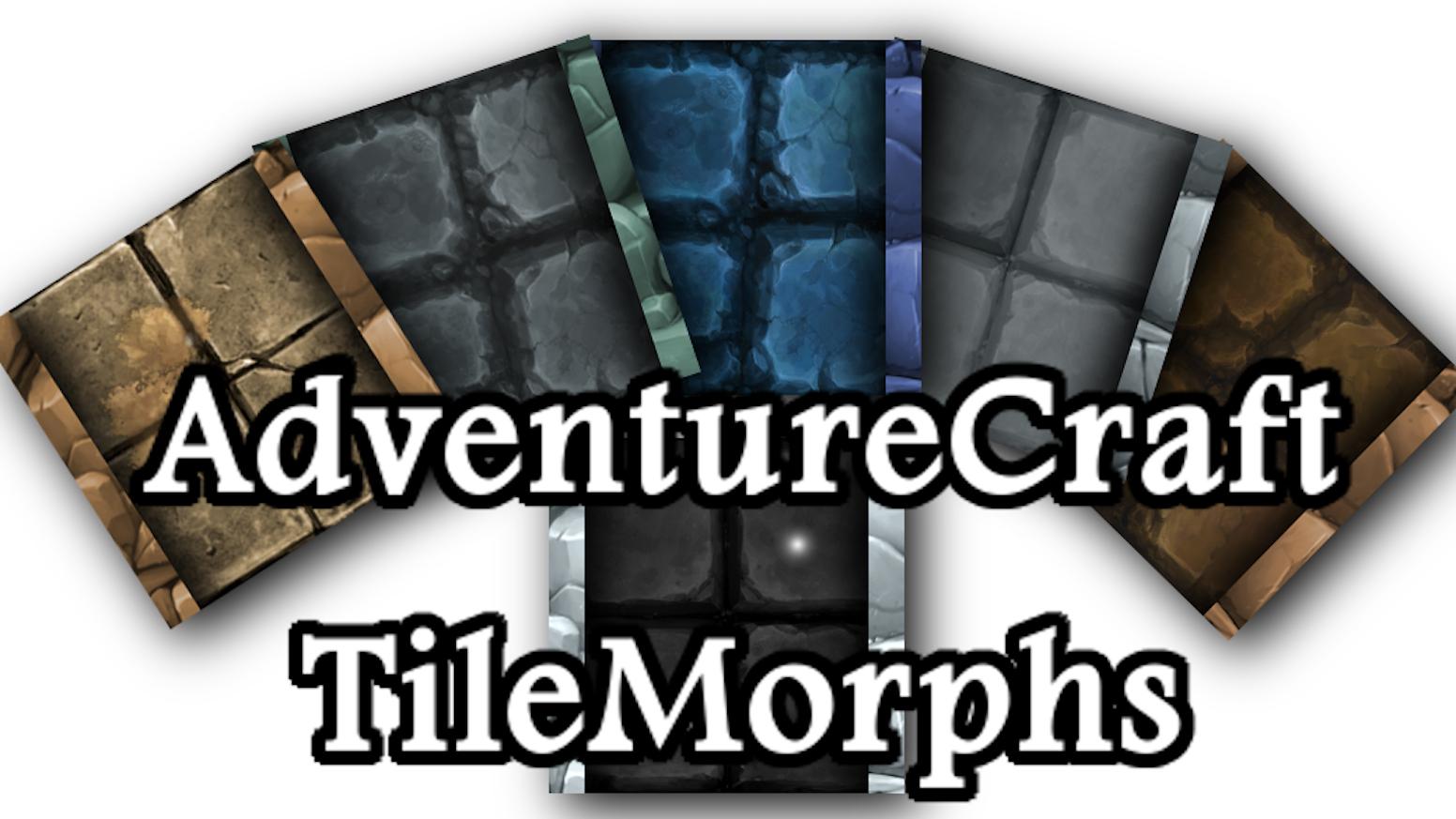 adventurecraft tilemorphs for rpg s by glenn mcclune kickstarter