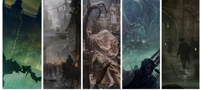 Artwork from masters