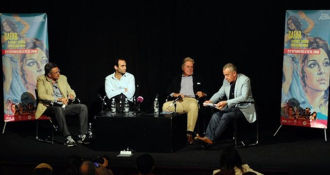 SAFAR 2012 Forum: Philippe Aractingi, Khalid Abdalla and Hussein Fahmi in conversation with Brian Whitaker