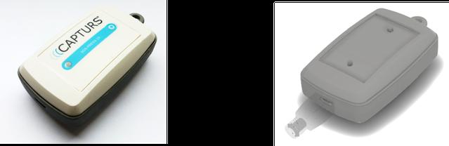 CAO et Prototype. Le design des inscriptions (boutons, LEDS, logo …) n'est pas le design final.