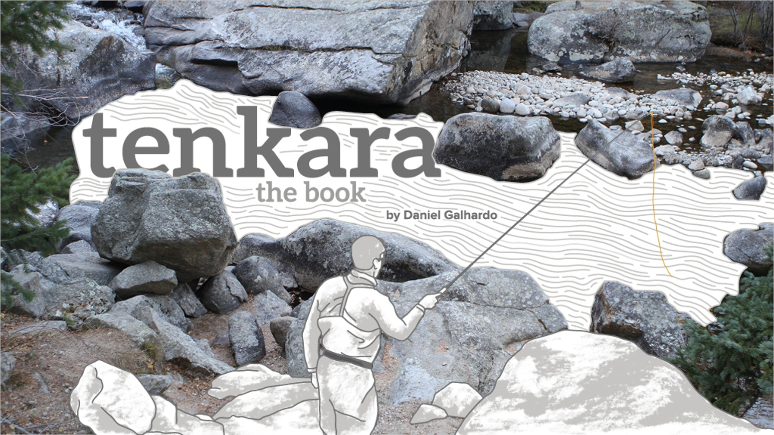 Tenkara is the simple fly-fishing method from Japan. This book is written by the person who introduced tenkara outside of Japan.
