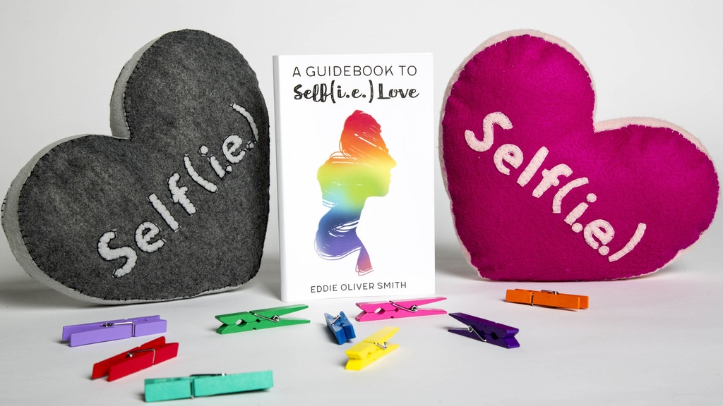A Guidebook to Self(i.e.) Love - Self-help, LGBT book project video thumbnail