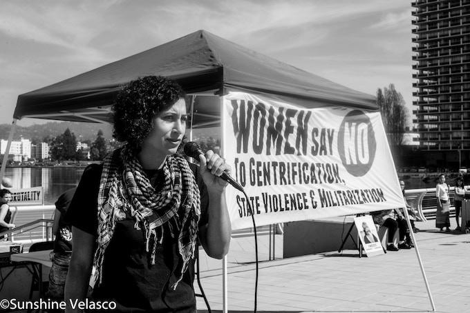 International Women's Day: Lake Merritt, Oakland
