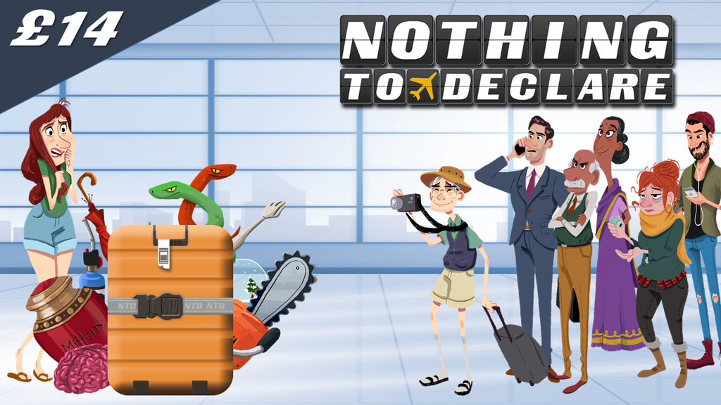 Nothing To Declare project video thumbnail
