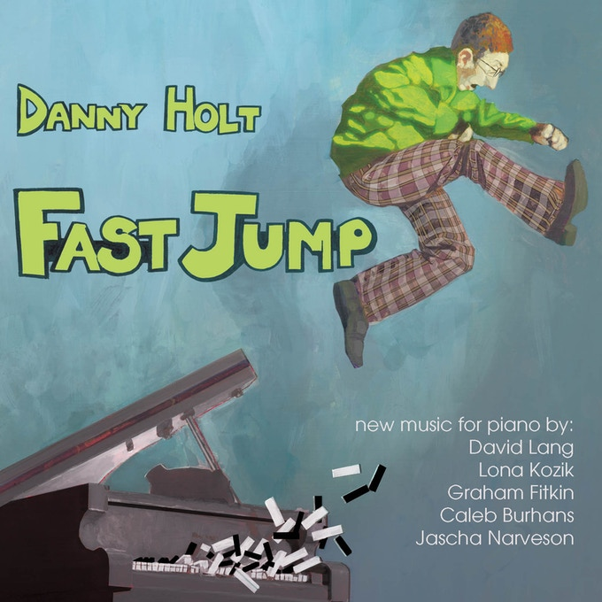 This 2009 Innova release of Danny's solo piano music features the world premiere recording of David Lang's Memory Pieces, among other great pieces. You can get a signed copy at the $50 reward level, $40 if you snag one of the early bird deals!