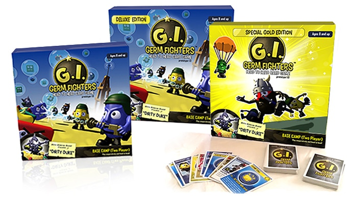 Game Editions: Standard, Deluxe & 'Gold' Limited Edition