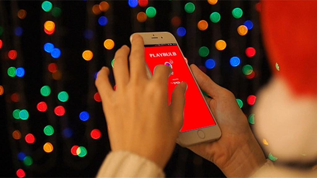 PLAYBULB string - The Best Outdoor Holiday Lights project video thumbnail