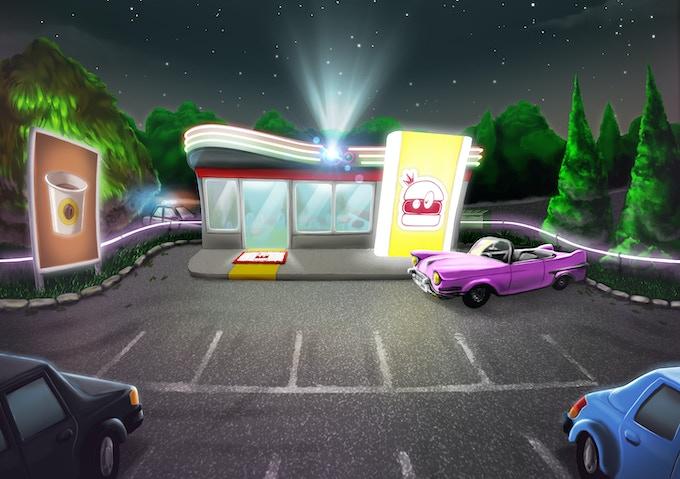 Additional Box - Fast Food