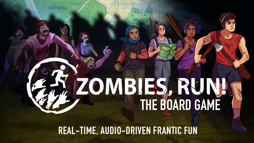 Zombies, Run! The Board Game project video thumbnail