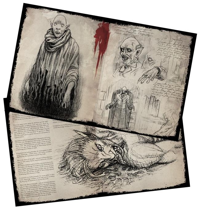 Nosferatu - Blautsauger - Vampire