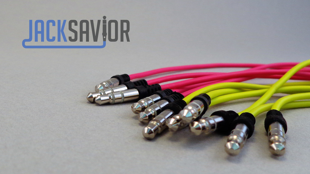 JackSavior: the smaller, flexible and stronger audio jack project video thumbnail