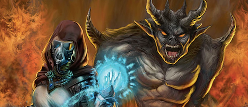 Defeat monstrous supernatural foes in Rifts