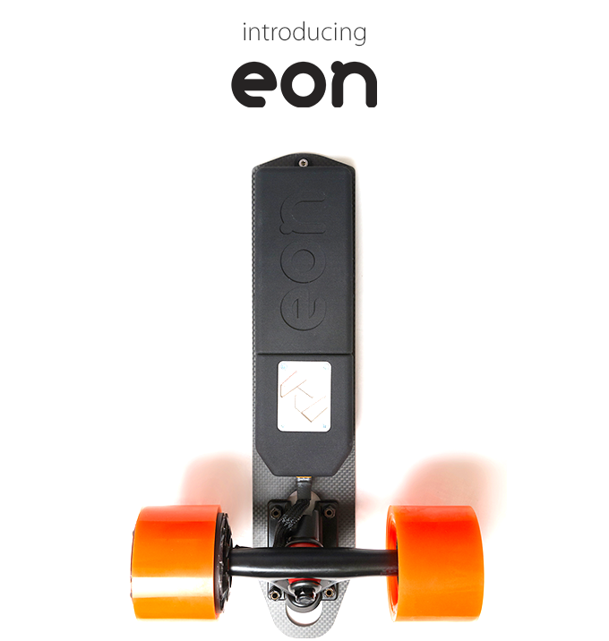 An Electric Skateboard Power-Train Kit or Complete All-In-One Setup