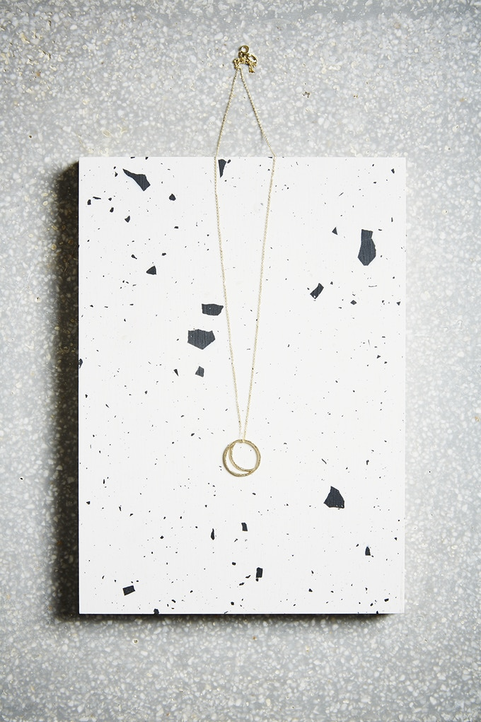 Display pieces for KIND jewellery