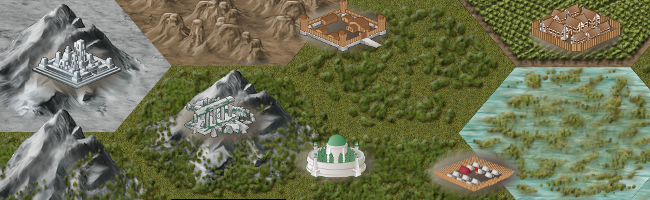 Isometric Graphics Stretch Goal Example