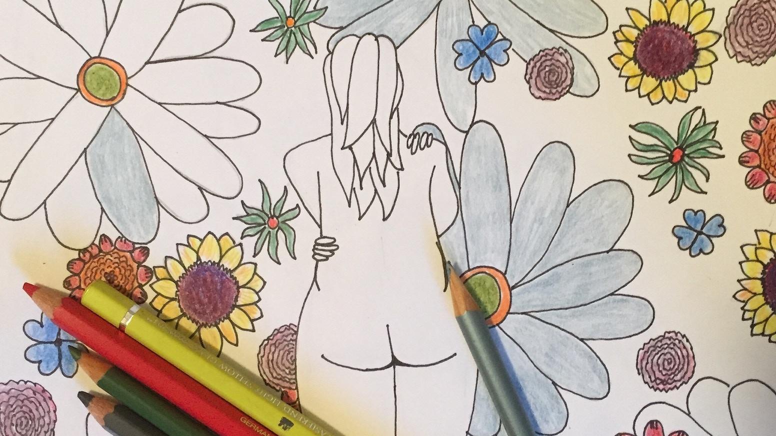 The Love Yo\'Self Coloring Book by Sara Young » Updates — Kickstarter