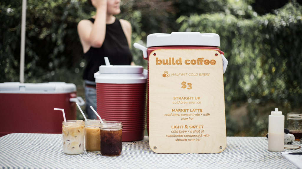 Build Coffee project video thumbnail