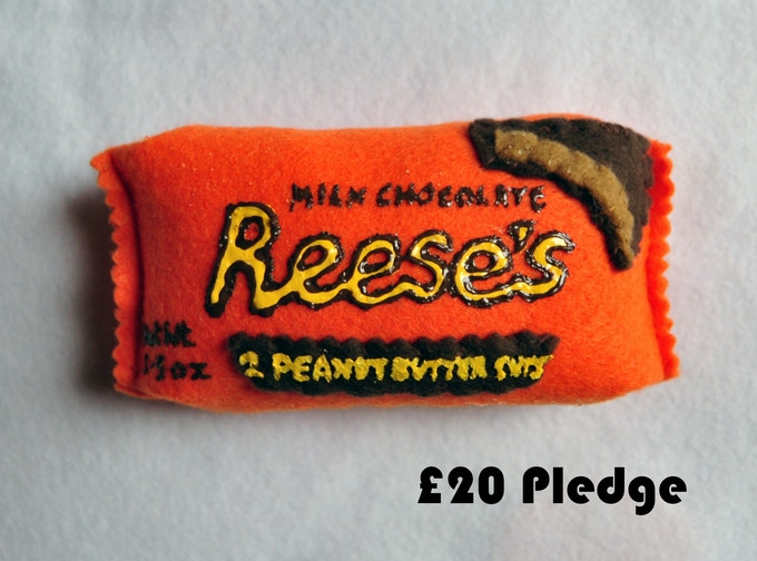 £20 Pledge Reese's Peanut Butter Cups