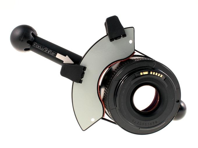 FocusShifter on a prime lens.