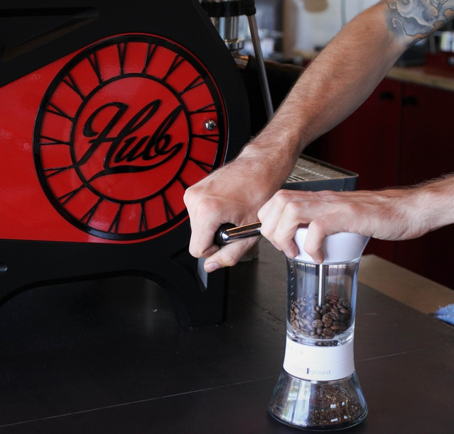 Hub Coffee Roasters - Reno, NV