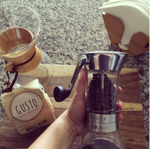Gusto Coffee - Houston, TX