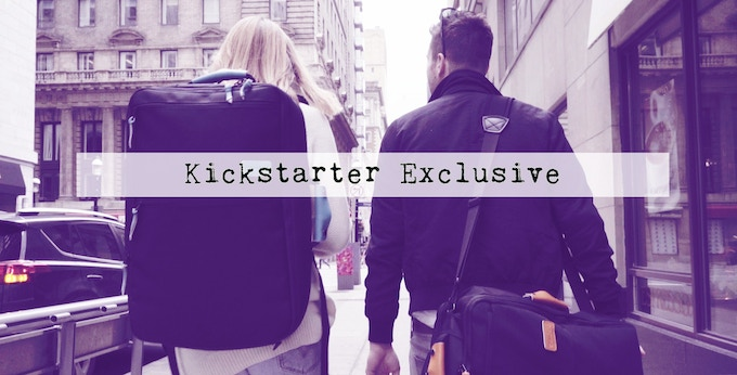 Exclusive to Kickstarter Click to Back us Now
