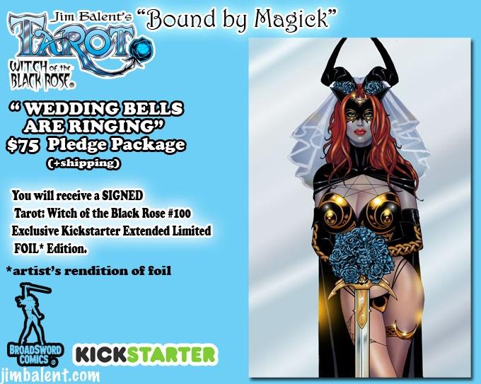 Exclusive Kickstarter Foil Cover Edition