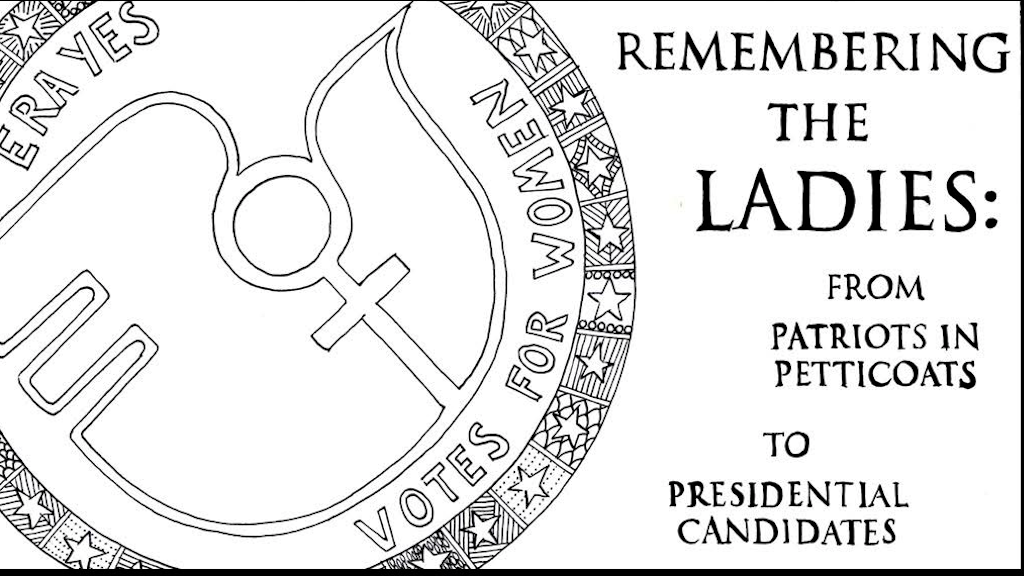 Remembering the Ladies: A Coloring Book project video thumbnail