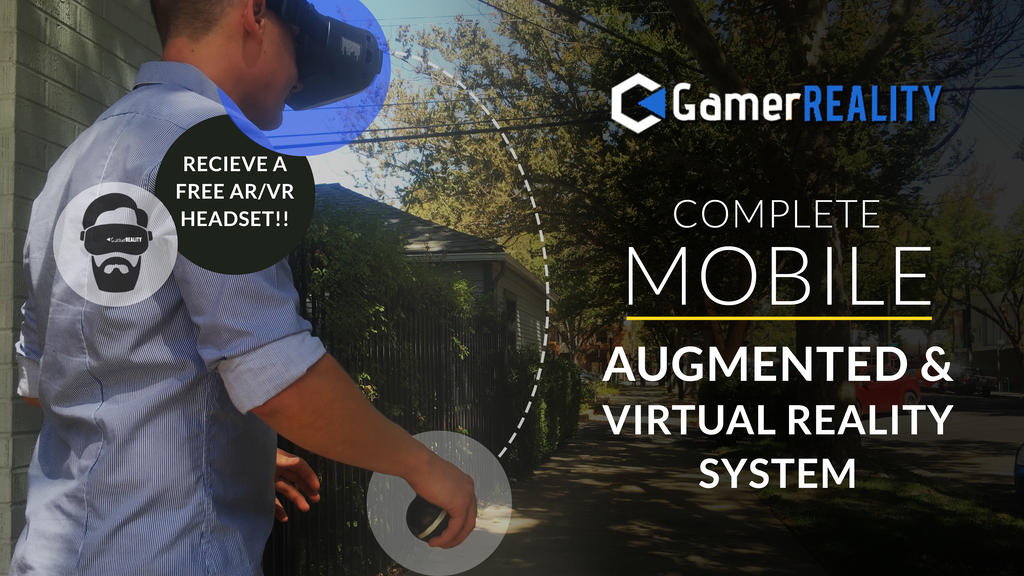 GamerREALITY: A Complete Mobile VR/AR System project video thumbnail