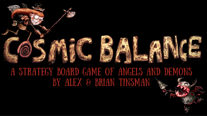Use your god powers to tip the scale and control the eternal fates of mortals in this Hellishly good game of angels and demons!