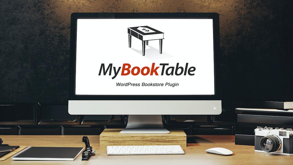 MyBookTable 3 project video thumbnail